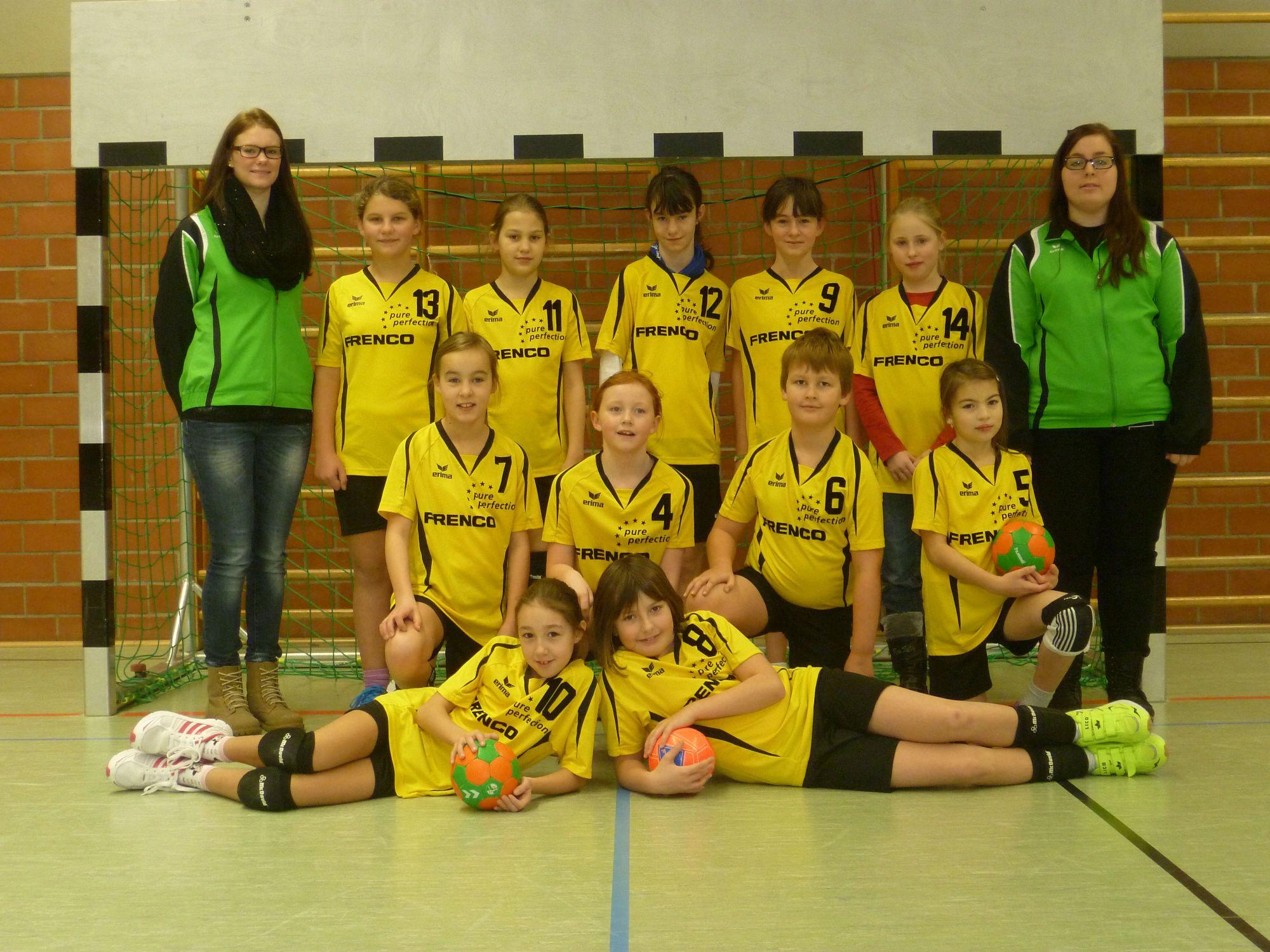E-Jugend 2013/2014